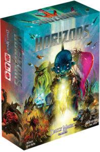 Horizons Boardgame