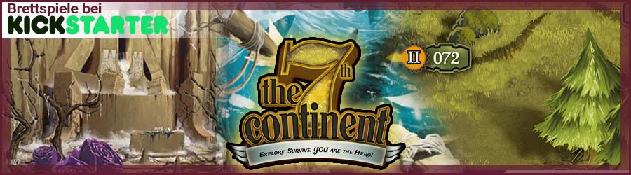 7th Continent bei Kickstarter