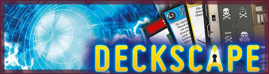 Escapespiel Deckscape