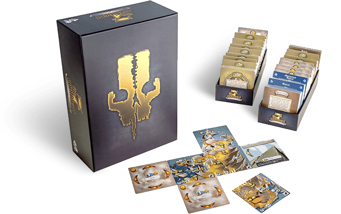 The 7th Continent Brettspiel