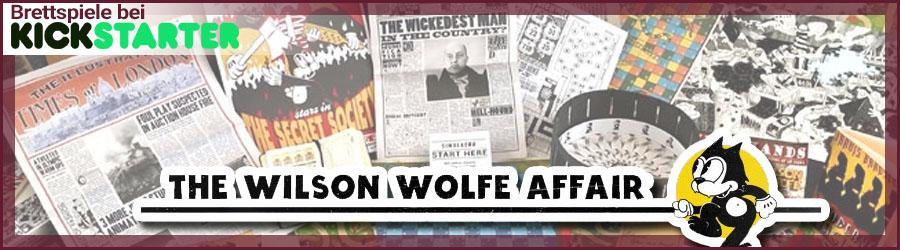 The Wilson Wolfe Affair