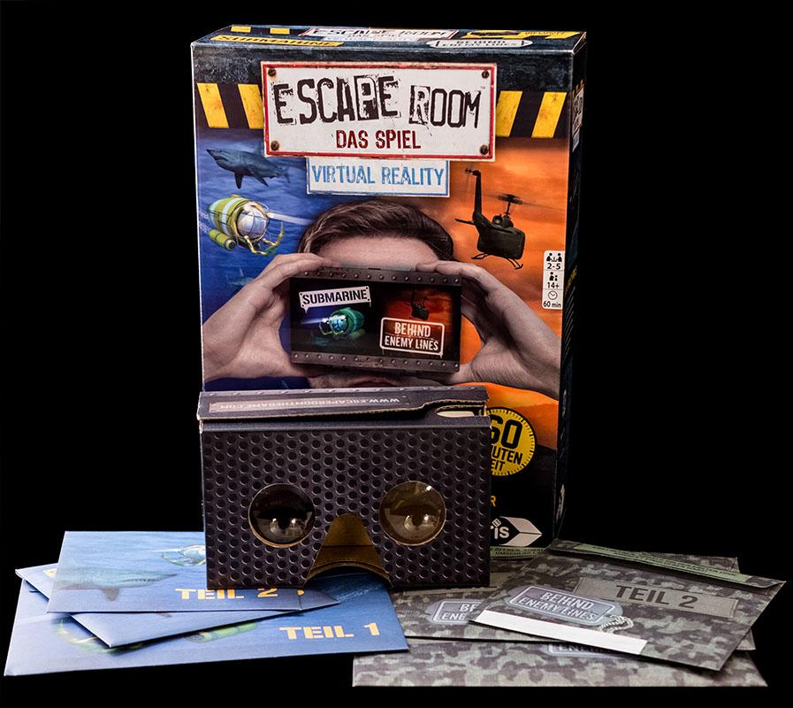 Escapespiele