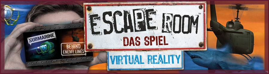 Escape Room Das Spiel Virtual Reality