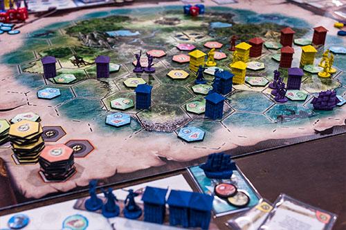 Isles of Terror - Voll hier