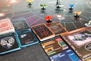 Firefly, das sind viele Karten