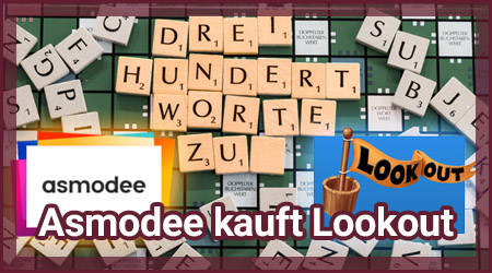 Asmodee kauft Lookout