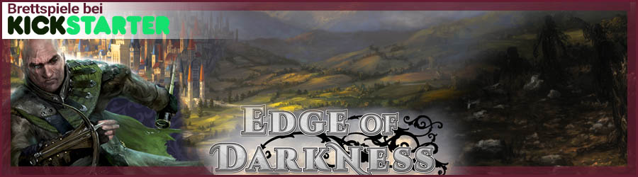 Edge of Darkness Kickstarter