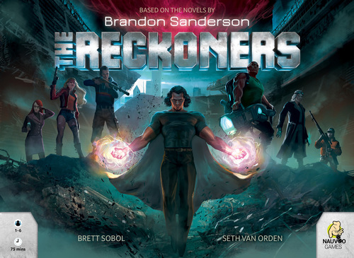 The Reckonders Cover