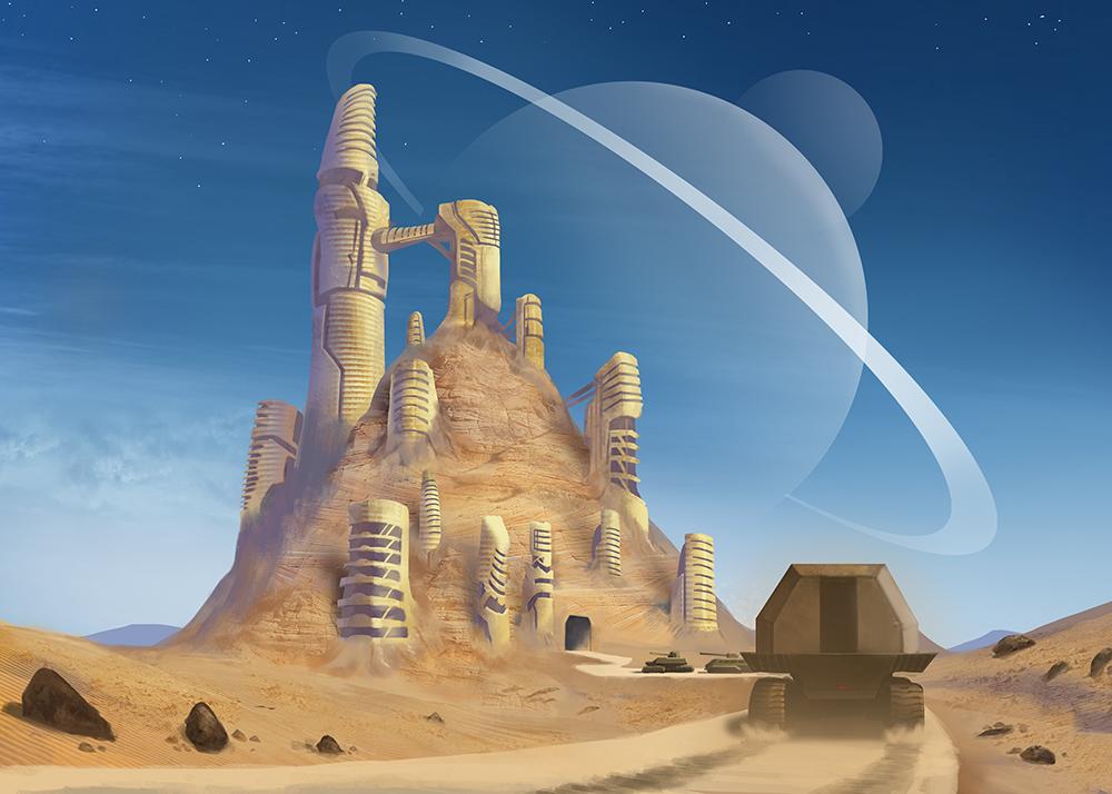 Imperius Planet Akkara
