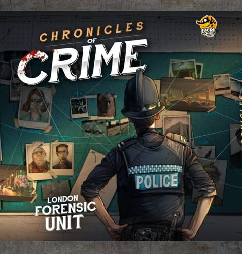Chronicles of Crime Cover
