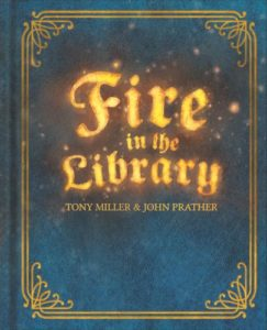 Fire in the Library - Das Brettspiel