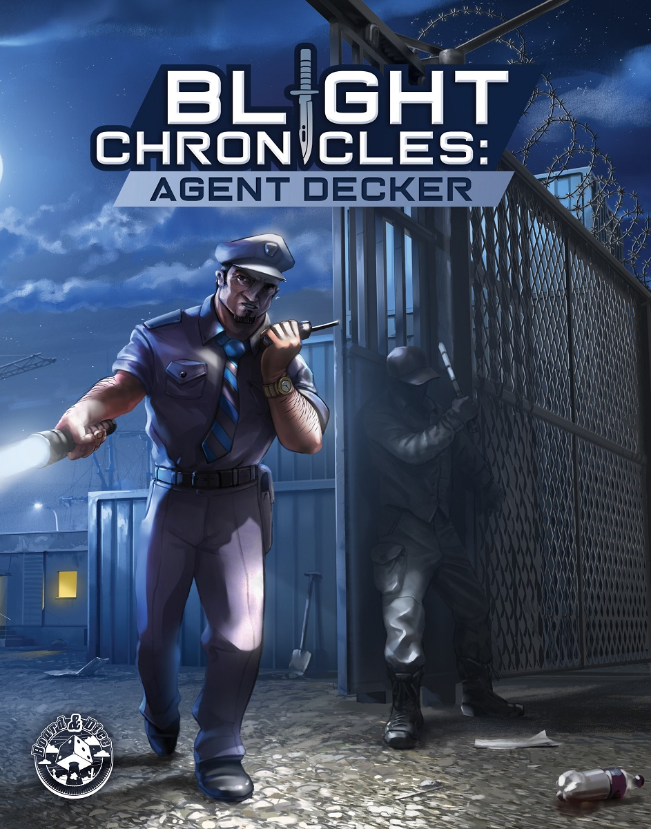 Blight Chronicles Cover