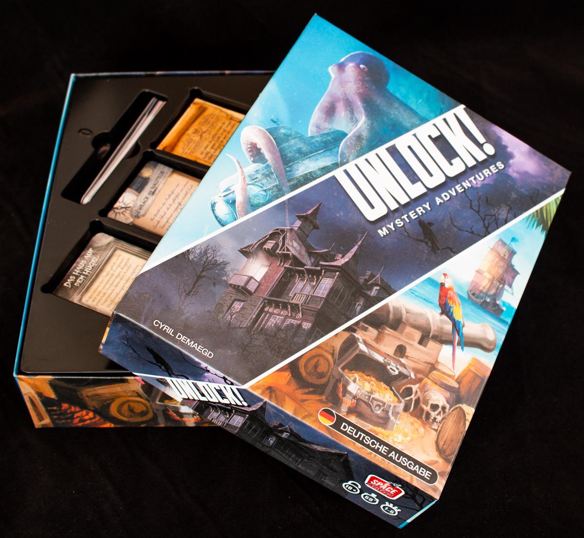 Unlock Packung