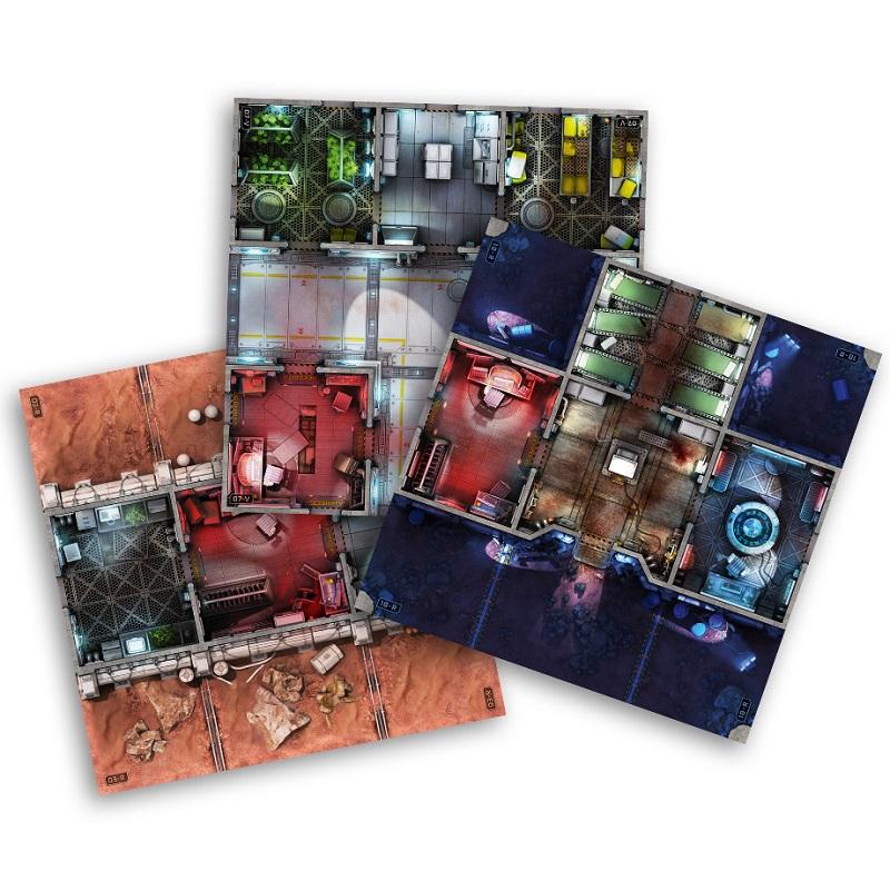 Zombicide Invader Boardgame