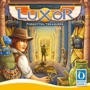Luxor Brettspiel Cover