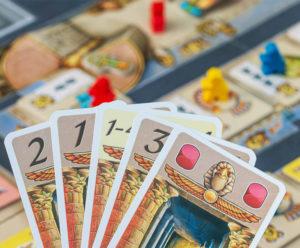 Luxor Handkarten