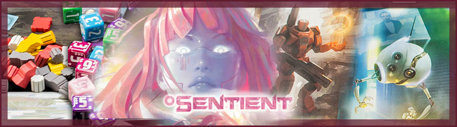 Sentient von Renegade Game Studios