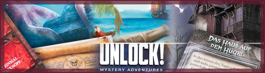 Review Unlock! Mystery Adventures