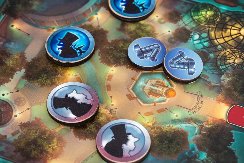 Crisis at Steamfall - kooperativ