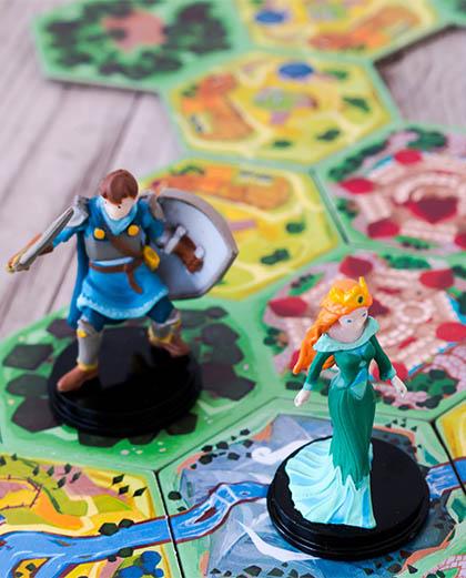 Fairy Tile nicht zu zweit