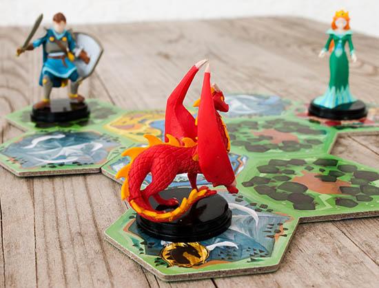 Baue dein Königreich in Fairy Tile