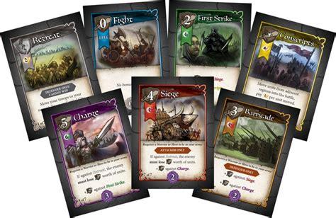 Heroes of Land, Air & Sea - Taktik-Karten