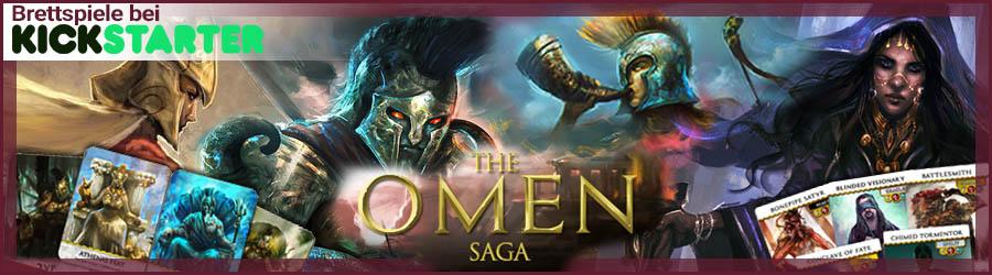 The Omen Saga - Kickstarter
