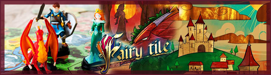 Fairy Tile Brettspiel Review