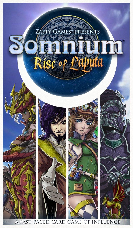 Somnium: Rise of Laputa - Cover