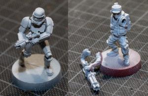Star Wars Legion Stormtropper