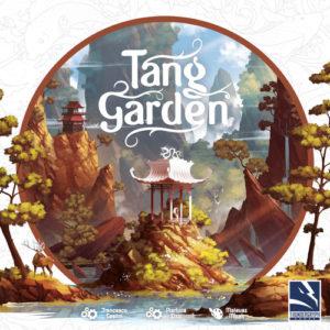 Tang Garden Cover