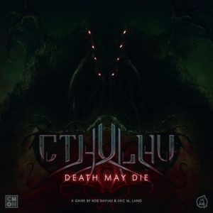 Cthulhu: Death May Die Cover