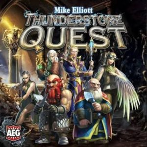 Thunderstone Quest Cover
